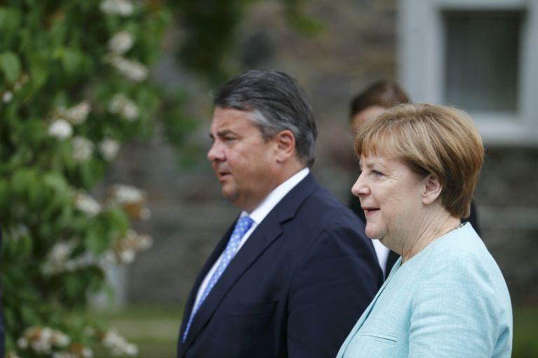 Γκάμπριελ: Χαιρετίζει τη συμφωνία για το ελληνικό χρέος   tovima.gr