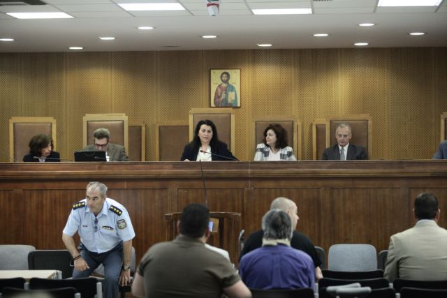 Courts suspend Golden Dawn trial until Monday 30 May   tovima.gr