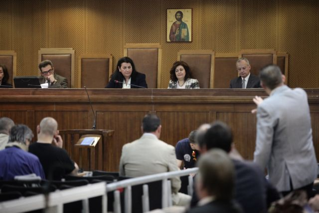 Golden Dawn trial finally resumes after five months | tovima.gr