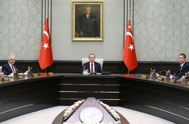 Τουρκία: Προς απόταξη 3.000 στρατιωτικοί ως «Γκιουλενιστές» | tovima.gr