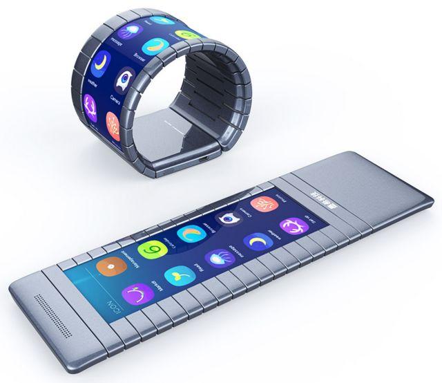 Smartphone τυλιχτό! | tovima.gr