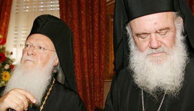Βαθαίνει το χάσμα Εκκλησίας της Ελλάδος και Πατριαρχείου | tovima.gr