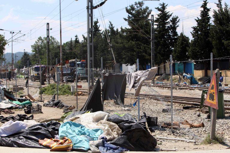 Γ. Κυρίτσης: «Η ιστορία της Ειδομένης έχει τελειώσει»   tovima.gr