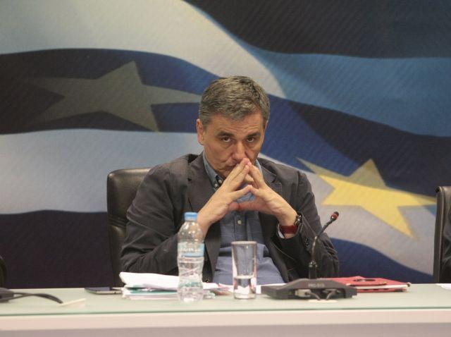 Τσακαλώτος: Υφεσιακά τα μέτρα, αλλά δίνουν διέξοδο από την κρίση   tovima.gr