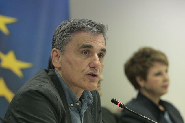 Tsakalotos claims recessionary measures show way out of crisis | tovima.gr