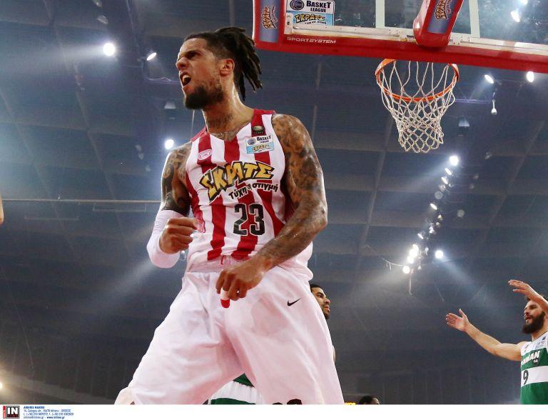 Α1 μπάσκετ, 3ος τελικός: Ολυμπιακός-Παναθηναϊκός (77 – 72) | tovima.gr