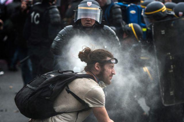 Γαλλία: Κλιμακώνουν τα συνδικάτα-Ανυποχώρητος ο Ολάντ | tovima.gr