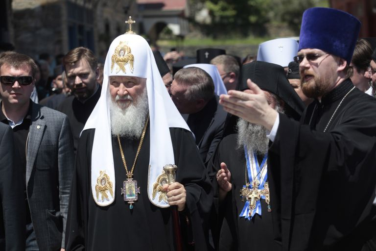 Στο Φανάρι ο Πατριάρχης Μόσχας Κύριλλος στις 31 Αυγούστου | tovima.gr