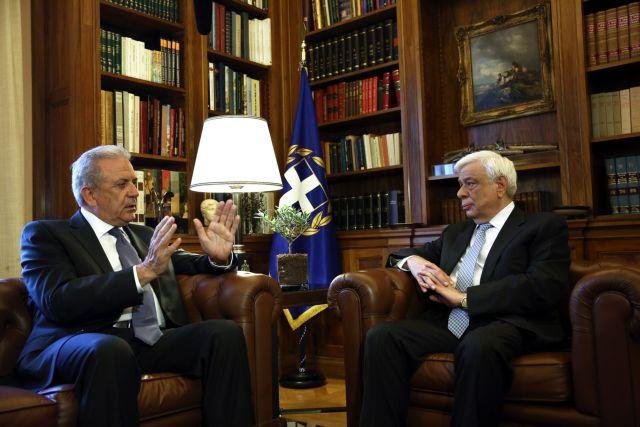 Παυλόπουλος: Η συνοχή της ΕΕ εξαρτάται από το προσφυγικό   tovima.gr