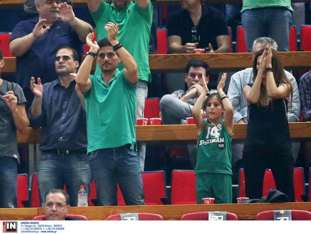 Συγχαρητήρια του Γιαννακόπουλου στον Ολυμπιακού   tovima.gr