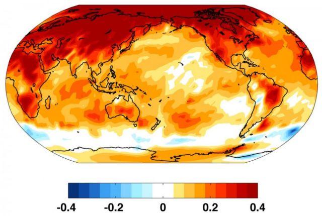 Γιατί η κλιματική αλλαγή δεν «αγγίζει» την Ανταρκτική | tovima.gr