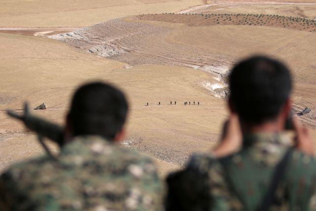 Συρία: Παραμονή των αμερικανικών στρατευμάτων στην Μάμπιτζ   tovima.gr