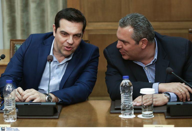 Νέοι όροι στον γάμο ΣΥΡΙΖΑ-ΑΝΕΛ | tovima.gr
