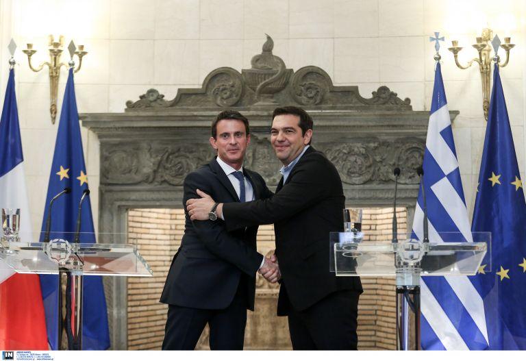 Βαλς: Ελάτε να επενδύσετε στην Ελλάδα – Τσίπρας: Ανάγκη να προωθηθούν ριζοσπαστικές μεταρρυθμίσεις | tovima.gr