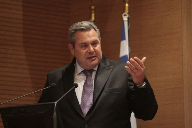 Kammenos makes proposal for giving driver's license to 17-year-olds | tovima.gr