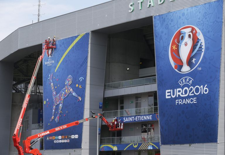 Γαλλία: Σέντρα στο Euro 2016 εν μέσω απεργιών και φόβου για τρομοκρατικό κτύπημα | tovima.gr