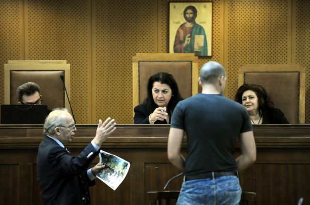 Trial against Golden Dawn scheduled to resume on Monday | tovima.gr