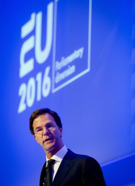 Ολλανδία: «Σίγουρα έτοιμη» η συμφωνία για κυβέρνηση συνασπισμού   tovima.gr
