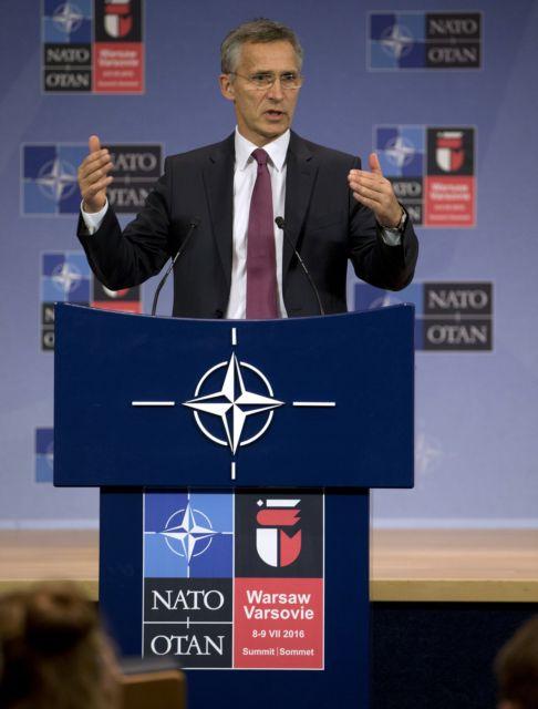Συνεργασία ΝΑΤΟ – ΕΕ θέλουν οι Αμερικανοί λόγω Βρετανίας   tovima.gr