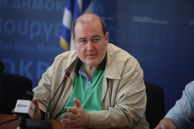 Φίλης: Μας κατηγορούν που διευρύνουμε τα κριτήρια υποτροφιών   tovima.gr