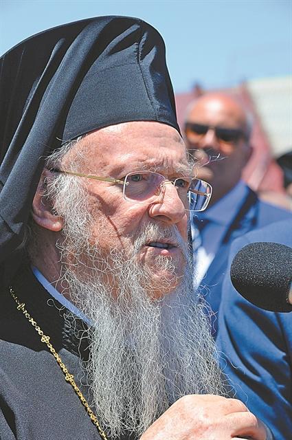 Η Αρχιεπισκοπή Αμερικής γυρίζει σελίδα | tovima.gr