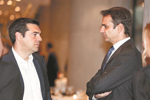 Ο διχαστικός Τσίπρας και η παγιδευμένη ελληνική Ανοιξη | tovima.gr