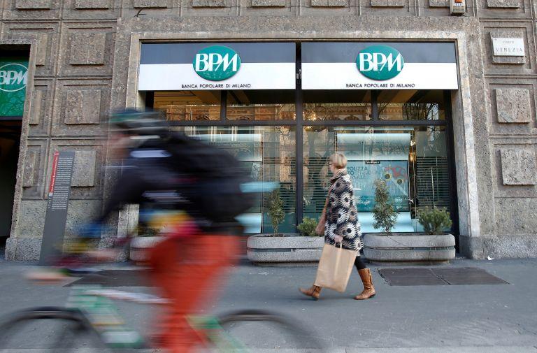 Ιταλία:Διαψεύδει ότι θα αψηφίσει τις Βρυξέλλες για να βοηθήσει τις τράπεζές της   tovima.gr