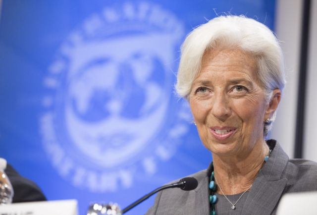 Lagarde favors Greece permanently hosting the Olympic Games | tovima.gr