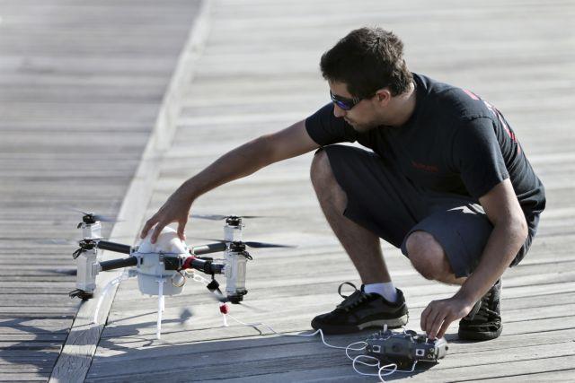 Μόνο ενήλικοι με άδεια χειριστή drone – Όροι και προϋποθέσεις | tovima.gr