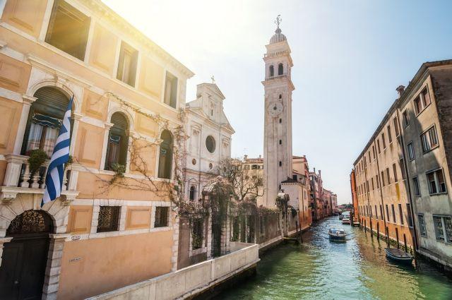 Εριδα για το Ινστιτούτο της Βενετίας | tovima.gr