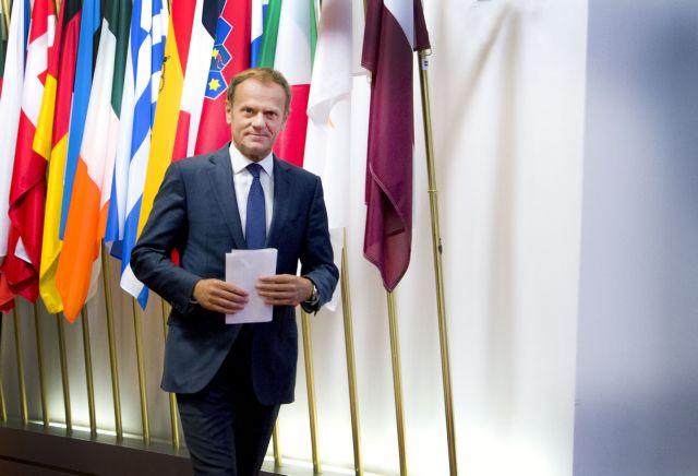 Η Βαρσοβία καταγγέλλει ότι η επανεκλογή Τουσκ | tovima.gr