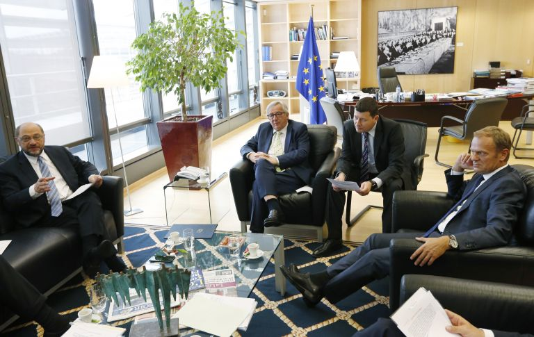 Εκτακτη Ολομέλεια του Ευρωκοινοβουλίου την Τρίτη | tovima.gr