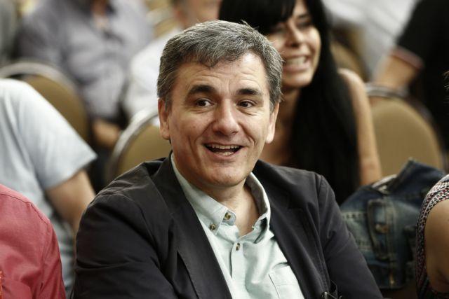 Tsakalotos claims budget adjustment mechanism will not be needed   tovima.gr