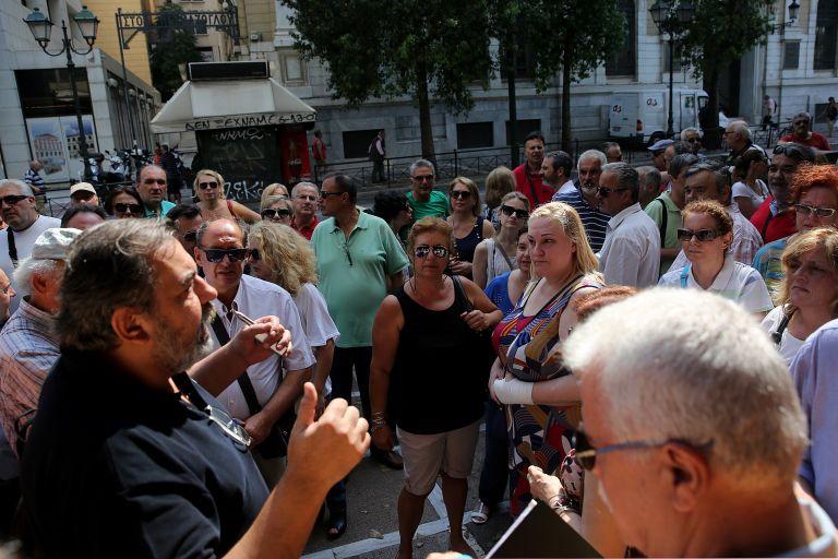 Φρένο στην απασχόληση συνταξιούχων βάζει ο νόμος Κατρούγκαλου | tovima.gr