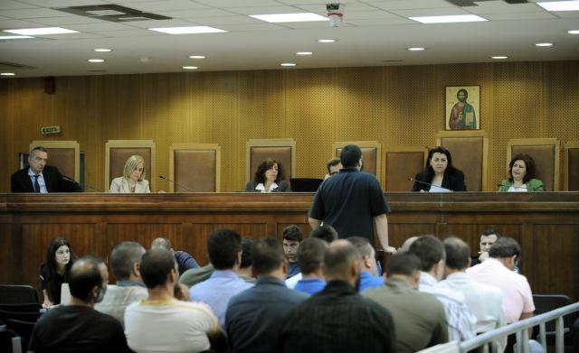 Fyssas friend makes shocking revelations in Golden Dawn trial   tovima.gr