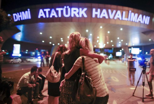 Greek leadership condemns terrorist attack in Istanbul | tovima.gr
