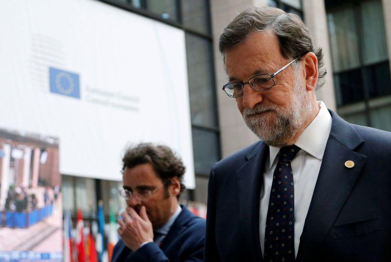 Ραχόι: Κανένα δημοψήφισμα δεν έγινε στην Καταλονία – Οργή στο πλήθος | tovima.gr