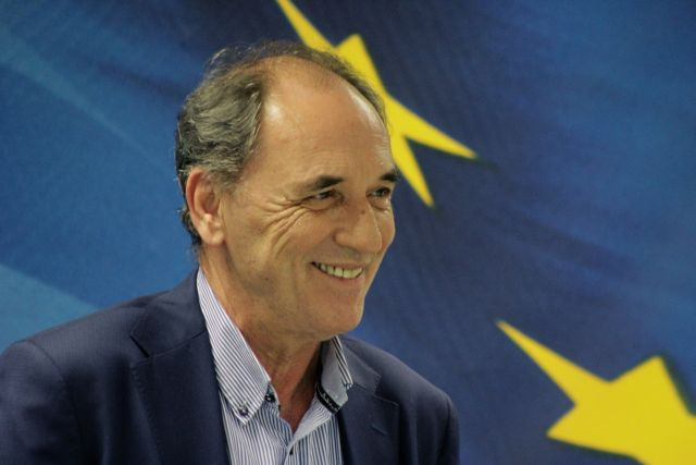 Stathakis seeking SME support from the EBRD in London | tovima.gr