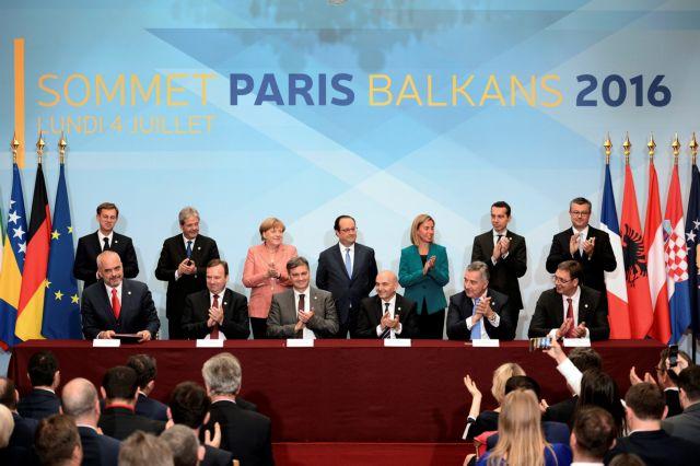 ΕΕ: Το Brexit δεν θα επηρεάσει τη διαδικασία διεύρυνσης | tovima.gr