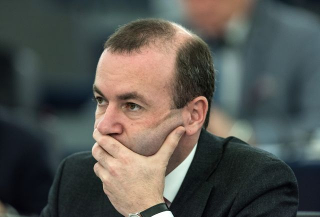 Βέμπερ: Να σταματήσουν μεσοπρόθεσμα οι ενταξιακές διαπραγματεύσεις με την Τουρκία   tovima.gr