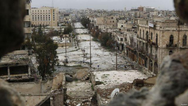 Οδοιπορικό στο Χαλέπι, την πόλη που ονειρεύεται κάθε πολεμιστής | tovima.gr