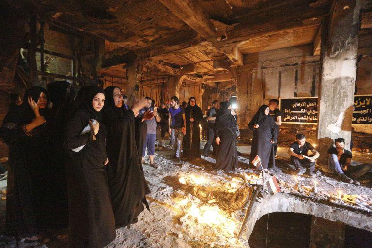 Ιράκ: Στους 250 οι νεκροί από τη χειρότερη επίθεση μεταπολεμικά   tovima.gr
