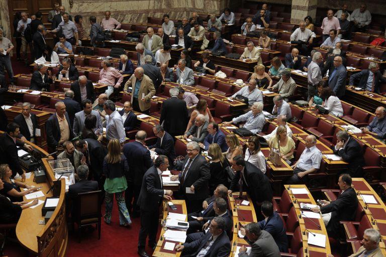 Τροπολογία της ΝΔ για κατάτμηση της Β' Αθηνών σε τρείς περιφέρειες και ψήφο στους Έλληνες εξωτερικού | tovima.gr