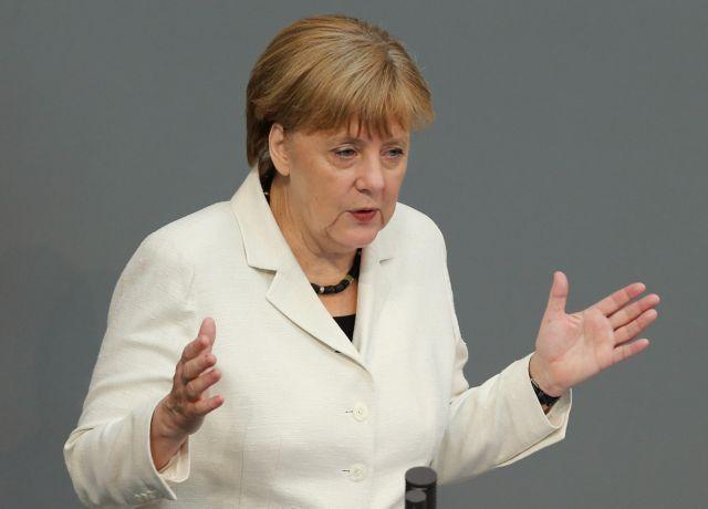 Και διάλογος και ΝΑΤΟϊκή αποτροπή, η στρατηγική Μέρκελ για τη Ρωσία | tovima.gr