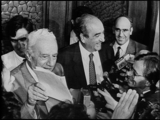 Χρ. Καλογρίτσας: Ο άνθρωπος του ημίφωτος, οι παλιοί σύντροφοι, η «Πρώτη» και η TV | tovima.gr