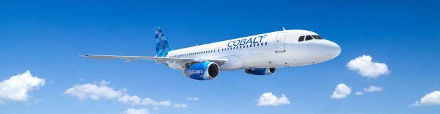 Άνοιξε φτερά η νέα αεροπορική εταιρεία της Κύπρου Cobalt | tovima.gr