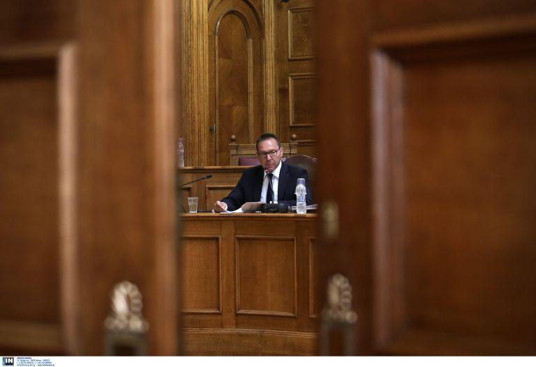 Γ. Στουρνάρας: Προτάσεις για ελεγχόμενη χαλάρωση των capital controls – «Δεν προβλέπω κόφτη», δήλωσε | tovima.gr