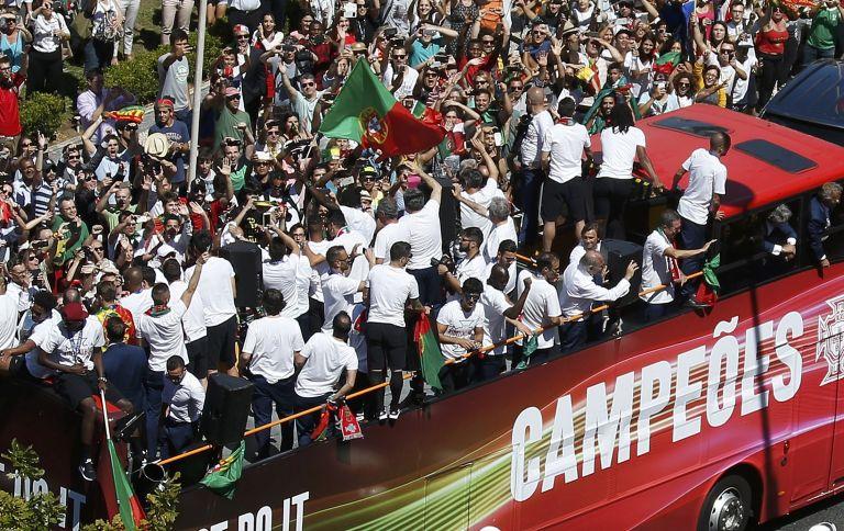 Euro 2016: Πρωταθλήτρια η Πορτογαλία | tovima.gr