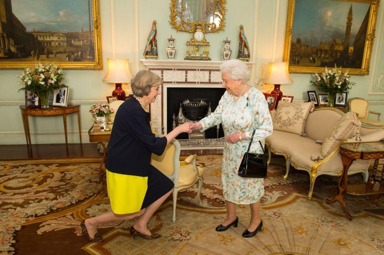 Βρετανία: Η Τερέζα Μέι ανέλαβε την πρωθυπουργία της Βρετανίας | tovima.gr