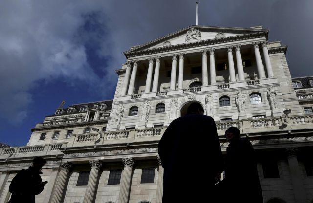 Απόφαση-έκπληξη από την Τράπεζα της Αγγλίας, αμετάβλητα άφησε τα επιτόκια   tovima.gr